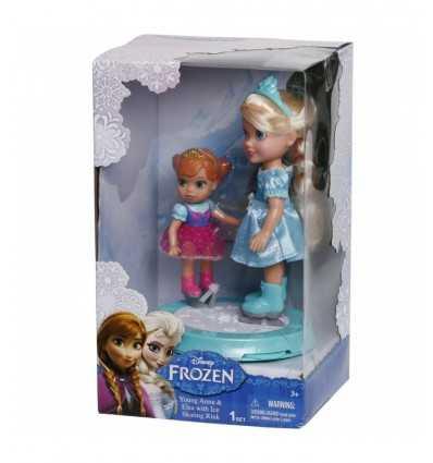 Elsa und Anna auf der Eisbahn GPZ18504 Giochi Preziosi- Futurartshop.com