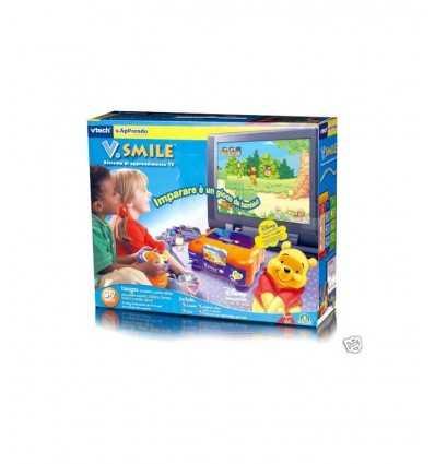 consola v-smile con dibujos animados de winnie the pooh 8001444062595 Giochi Preziosi- Futurartshop.com