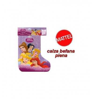 Calza Disney Princess Y9916 Mattel- Futurartshop.com