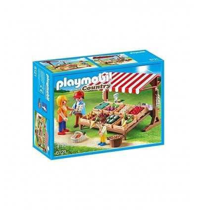 Bancarella Frutta e Verdura 6121 Playmobil-Futurartshop.com