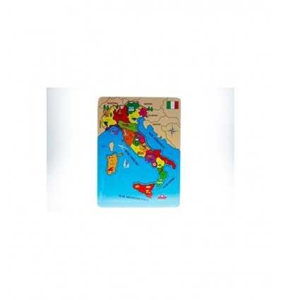 rompecabezas de madera de Italia 530017 Grandi giochi- Futurartshop.com