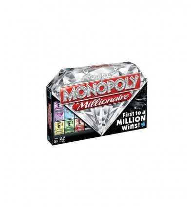 Hasbro Monopoly millionaire 988381030 Hasbro- Futurartshop.com