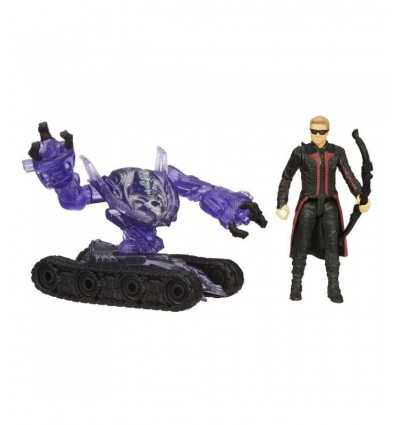 Avengers characters marvel's hawkeye vs sub ultron 004 B0423EU40/B1485 Hasbro- Futurartshop.com