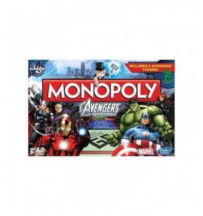 Monopolio Vengadores B03231030 Hasbro- Futurartshop.com
