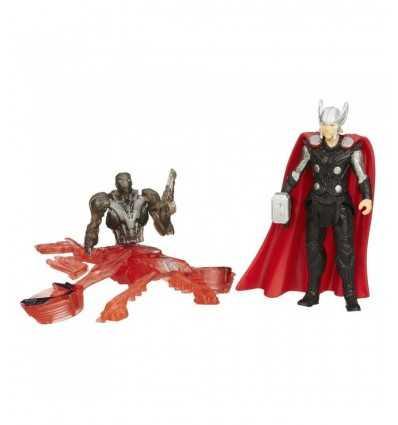 Vengadores Thor vs personajes Sub Ultron 005 B0423EU40/B1486 Hasbro- Futurartshop.com