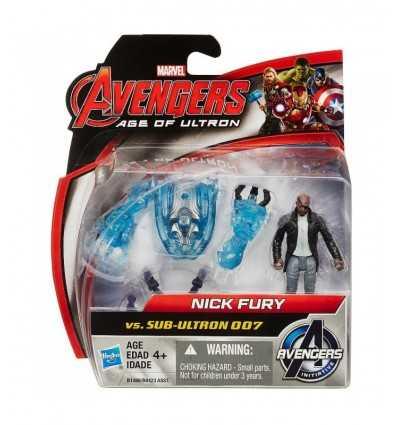 Avengers Nick Fury vs Sub tecken Ulton 007 B0423EU40/B1488 Hasbro- Futurartshop.com