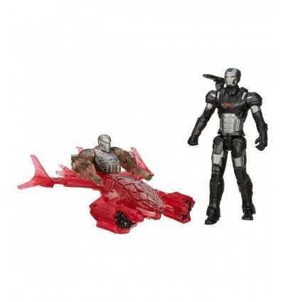 Avengers tecken war machine vs Sub 006 Ultron B0423EU40/B1487 Hasbro- Futurartshop.com