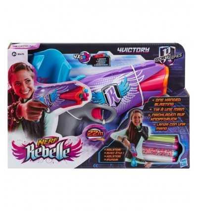 NERF rebelle 4Victory B0475EU40 Hasbro- Futurartshop.com