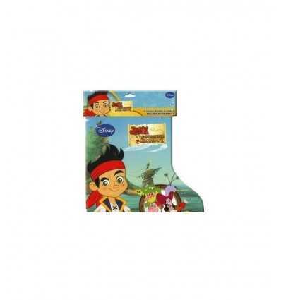 Calza Befana Jake il Pirata Y9991 Mattel- Futurartshop.com
