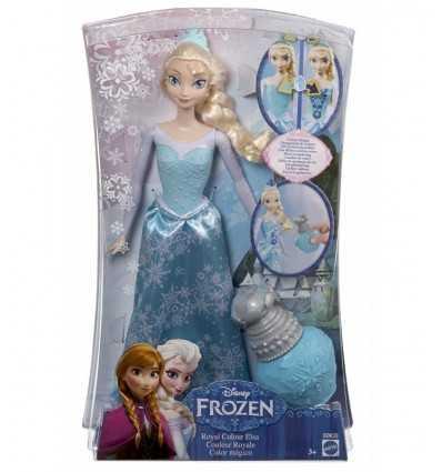 ELSA kolor Princess BDK31/BDK33 Mattel- Futurartshop.com
