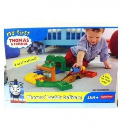 Treno Thomas doppia fermata CDN18 Mattel-Futurartshop.com