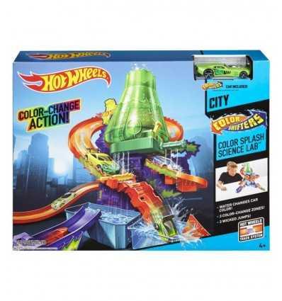 科学的な実験室のトラックの色が変わります CCP76 Mattel- Futurartshop.com