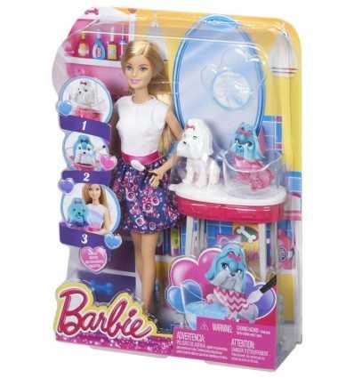 Barbie e La Toilette dei Cuccioli CFN40 Mattel-Futurartshop.com