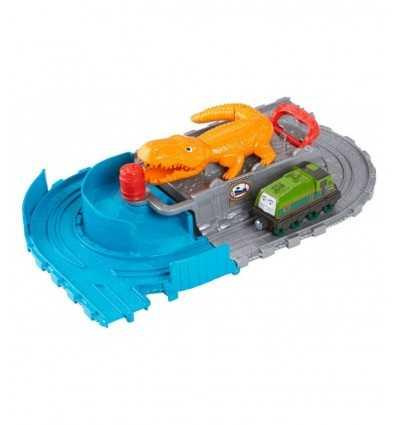 Gator-Track und das Krokodil TCDN04 Mattel- Futurartshop.com