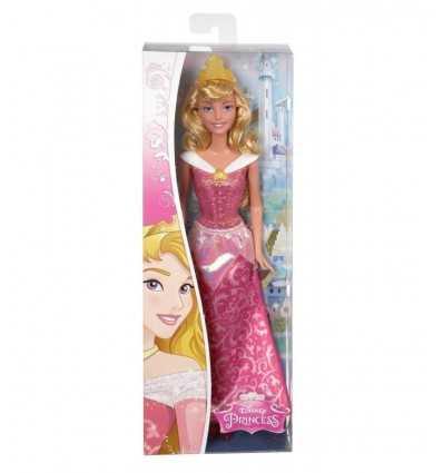 Musujące księżniczki lalka Aurora CFB82/CFB76 Mattel- Futurartshop.com