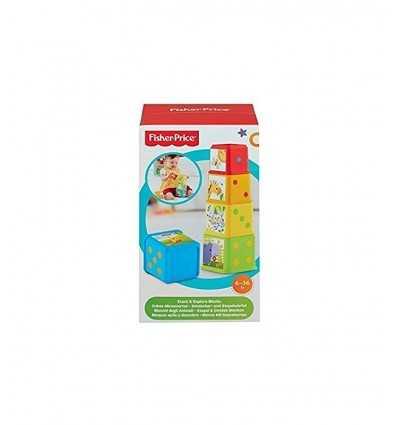 カラフルな動物ブロック CDC52 Mattel- Futurartshop.com