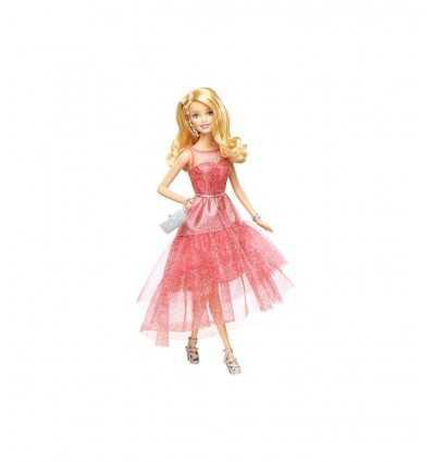 Gala Barbie i rosa BFW16/CHH04 Mattel- Futurartshop.com