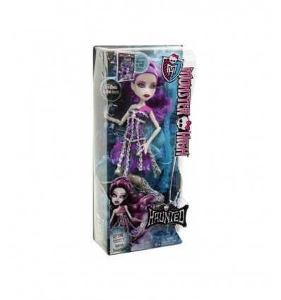 Monster hög doll S.O.S spöken Spectra Vondergeist CDC29/DGB30 Mattel- Futurartshop.com