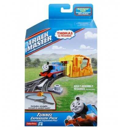 Thomas train tracks with Tunnel BMK81/BMK83 Mattel- Futurartshop.com