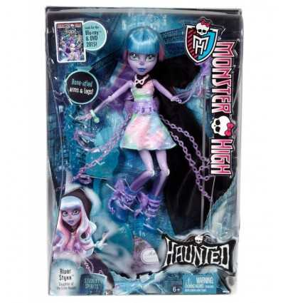 Monster High Puppe Ghost River Styxx S.O.S CDC34/CDC32 Mattel- Futurartshop.com