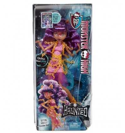 Monster hög doll S.O.S Clowdeen Wolf ghost CDC29/CDC25 Mattel- Futurartshop.com