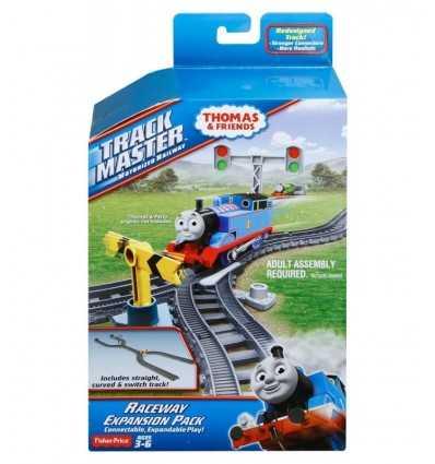 Thomas train Tracks mit der Strecke BMK81/BMK84 Mattel- Futurartshop.com