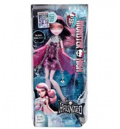 Monster High muñeca Draculaura fantasmas S.O.S CDC29/CDC26 Mattel- Futurartshop.com