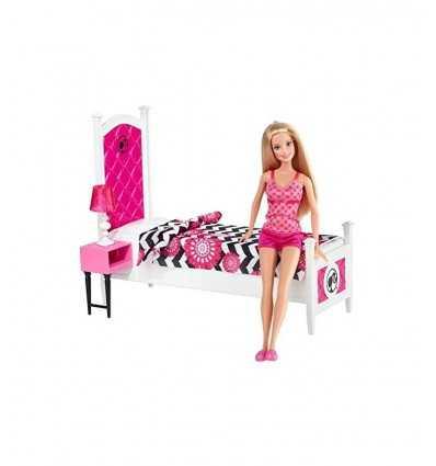 Dormitorio de sueño con barbie CFB63/CFB60 Mattel- Futurartshop.com