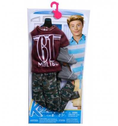 ケン ファッション シャツとカーキ色のズボン CFY02/CFY04 Mattel- Futurartshop.com