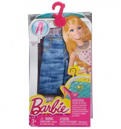 Barbie Fashion spodnie jeans Look CFX73/CFX89 Mattel- Futurartshop.com