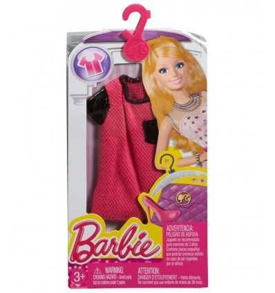 Barbie fashion Fuchsia dress Look CFX73/CFX74 Mattel- Futurartshop.com