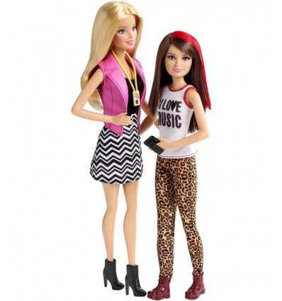 Barbie et sa soeur CGF36 Mattel- Futurartshop.com