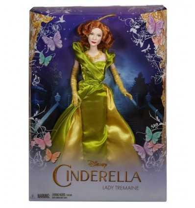 シンデレラの継母女性トレメイン人形します。 CGT57/CGT58 Mattel- Futurartshop.com