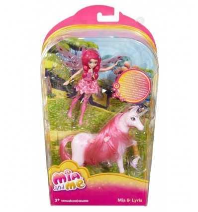 Mon moi mes personnages et & Lyria CHJ99/CFF19 Mattel- Futurartshop.com
