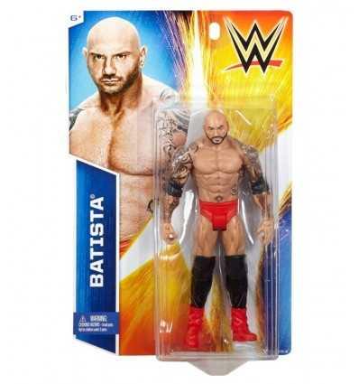 Carácter de lucha libre Batista P9562/CJD28 Mattel- Futurartshop.com
