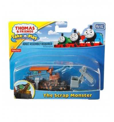 large vehicles of thomas the wreckage R8852/BCW96 Mattel- Futurartshop.com