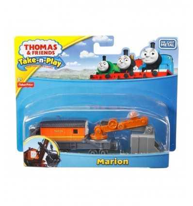 トーマス車両大型文字マリオン R8852/BFW76 Mattel- Futurartshop.com