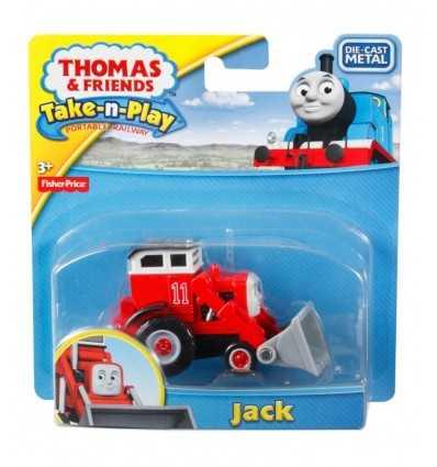 Vehículo de Thomas & amigos personaje Jack T0929/V1297 Mattel- Futurartshop.com