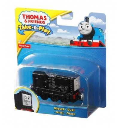 Thomas & Friends vehicle Diesel character T0929/CBL82 Mattel- Futurartshop.com