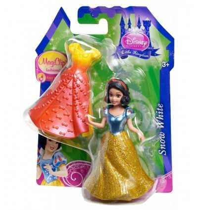 las princesas de Disney Blancanieves con dos prendas X9404/X9409 Mattel- Futurartshop.com