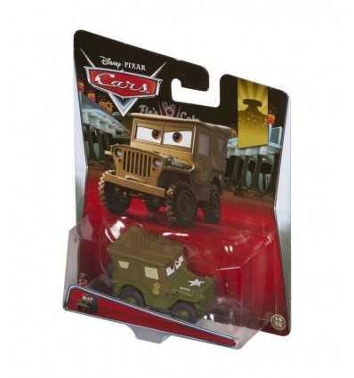 cars personaggio sergente W1938/CMX76 Mattel-Futurartshop.com