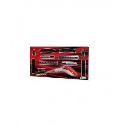 Treno freccia rossa a batteria 497384 Mac Due- Futurartshop.com
