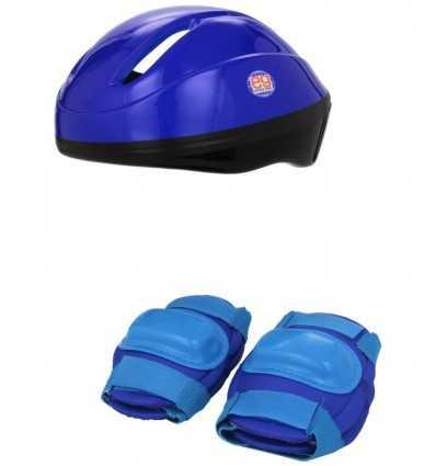 blue helmet protectors set 02703 Editrice Giochi- Futurartshop.com