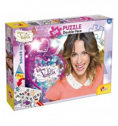 double-faced Violetta puzzle 48601 Lisciani- Futurartshop.com