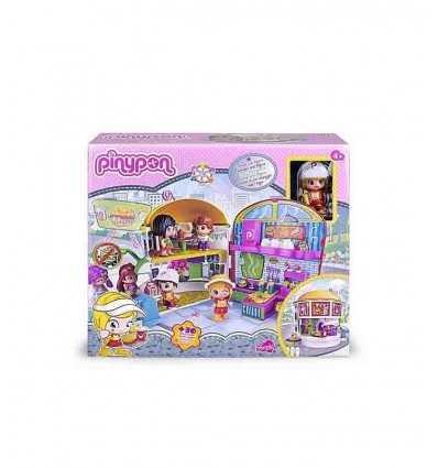 Pinypon ファーストフード ハンバーガー 700012063 Famosa- Futurartshop.com