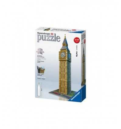 Big Ben 3D 216 piezas 12554 8 Ravensburger- Futurartshop.com
