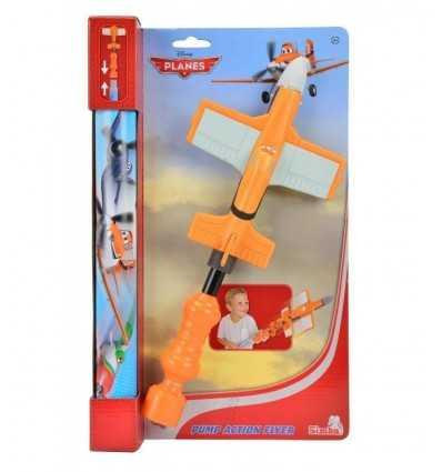 Soft Air Flugzeuge mit Luft Launcher 107050088 Simba Toys- Futurartshop.com