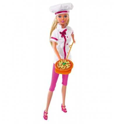 Steffi Love Pizza Chef 105730467 Simba Toys-Futurartshop.com