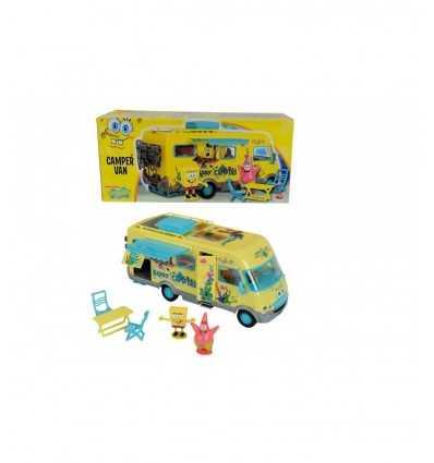 Bob l'éponge Camper avec accessoires 203084134 Simba Toys- Futurartshop.com