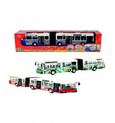 Articulé de trois couleurs de bus 40 cm 203314825 Simba Toys- Futurartshop.com